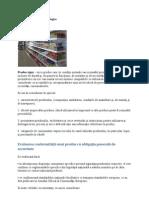 Valorificarea produselor ecologice