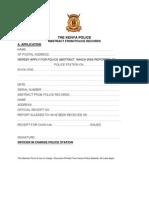 Leaving certificate form school leaving certificate kenya police abstract yadclub Gallery