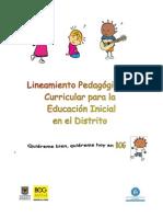 Lineamiento_educacion_inicial en EL DISTRITO