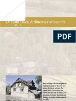 Rural Architecture of Kashmire