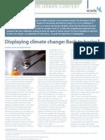 """Displaying climate change"