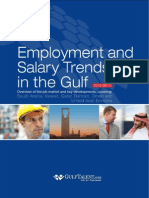 Employment and Salary Trends in the Gulf 2010-2011