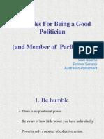 VBourne Good Politician TOT Aug04