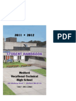 MVTHS Student Handbook