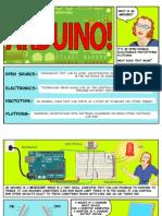 Arduino Basics Comic
