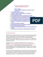 Proceso de modelización estructurada