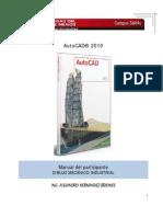 AutoCAD 2010 - Uso y Aplicaciones