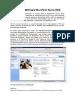 Migrar MOSS 2007 Para Share Point Server 2010