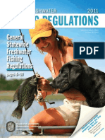 2011-2012 Freshwater Regulations