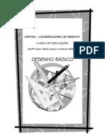 Apostila de desenho básico edificações cefet-rj 2011 1bed