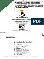 Propuesta Proyecto Consolidación ISO 9001 TS 16949