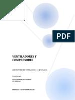 Lab Oratorio de Ventiladores y Comp Re Sores