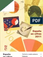 España en cifras 2011