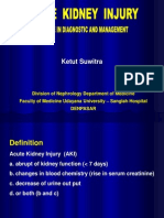 Acute Kidney Injury (Kuliah Khusus, Sabtu 13 Sep 08)