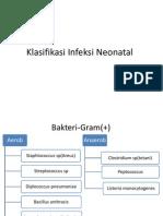Klasifikasi Infeksi Neonatal