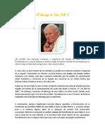 El Liderazgo de Juan Pablo II
