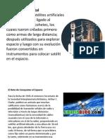 presentacion tecnologia espacial