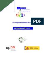 Problema Teorico 1 (XX OEF)