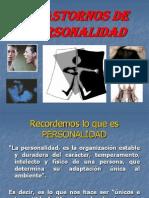 2. TRASTORNOS DE PERSONALIDAD