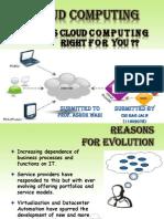 C8-BITM cloud computing