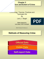 Chapter 03 the Nature and Extent of Crime