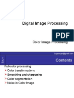 DigitalImageProcessing14-Color Image Processing 2