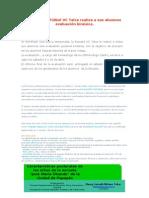 Evaluacion Kinesica postural
