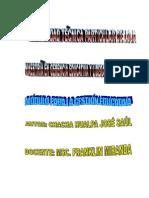 ACTIVIDADE DE COMPRENSIÓN.- 1RA. ACTIVIDAD