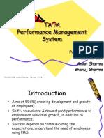 Tata Pms Presentation