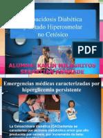 Cetoacidosis Diabetica y Estado Hiperosmolar Kary Expo Final a