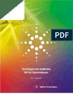 UV Vis Lehrbuch Deutsch