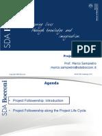 Project Followership