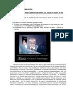 ACTIVIDADES DE ASIMILACIÓN - Alicia el el pais de las tecnologias