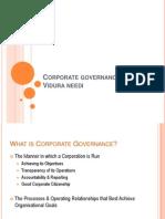 Corp Governance & Vithur Neethi-Nithya