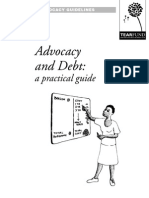 Advocacy and Debt-EnG