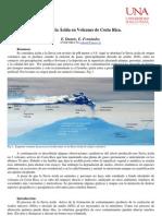 La Lluvia Acida en Volcanes de Costa Rica