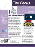 FFSC September 2011 Newsletter