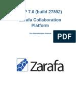Zarafa 7.0-Administrator Manual