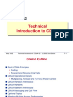 Technical Introduction to CDMA (132V2)