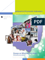 2010 Dashboard of Economic Indicators