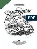 Heinrich Hofmann Stimmungsbilder Op. 88
