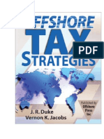 Offshore Tax Strategies