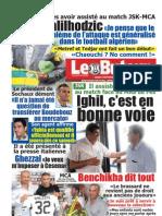 LE BUTEUR PDF du 08/09/2011