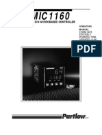 Partlow 1160