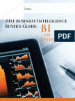 2011 Business Intelligence Buyer s Guide Bi for Everyone
