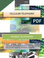 Cellular Telephony Final