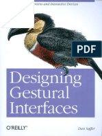 Designing Gestural Interface