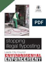 leeds flyposting