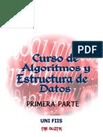 Curso de Algoritmos y Estructura de Datos - UNIDAD I y II - The Oliztik
