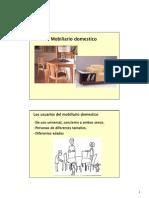 Mobiliario Domestico